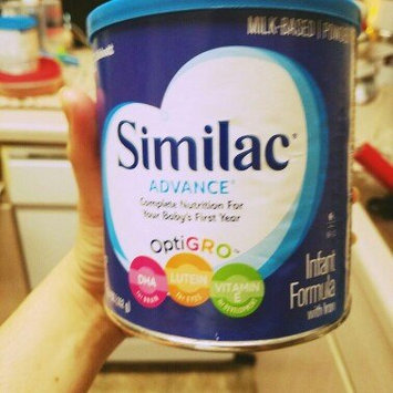 Photo of Similac Advance Formula uploaded by Christina K.