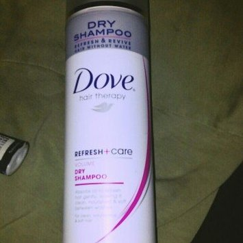 Dove Volume and Fullness Dry Shampoo uploaded by Brenna R.