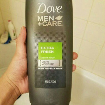 Photo of Dove Men+Care Deep Clean Body And Face Wash uploaded by Kay S.