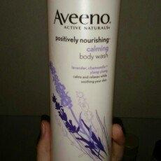 Aveeno Positively Nourishing Calming Body Wash uploaded by Kayla R.