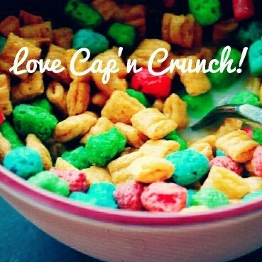 Cap'n Crunch Cereal uploaded by Kat S.