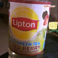 Lipton® Diet Iced Green Tea with Mixed Berry uploaded by Tiffany C.