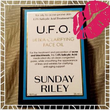 Sunday Riley U.F.O. Ultra-Clarifying Face Oil uploaded by Kerri G.