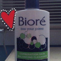Bioré Combination Skin Balancing Cleanser uploaded by Courtney O.