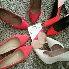 Photo of Fancy Feet® Ball of Foot Cushions uploaded by Maria Alejandra R.