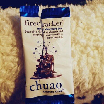 Photo of Chuao Chocolatier Firecracker Chocopods - Mini Chocolate Bars (100-pack) uploaded by Jacqueline S.