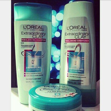 Photo of L'Oreal Hair Expertise Extraordinary Clay Mask uploaded by Thaissa R.