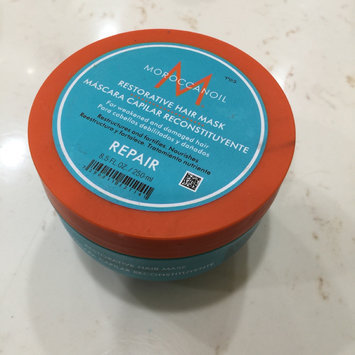 Moroccanoil Restorative Hair Mask uploaded by Puja P.
