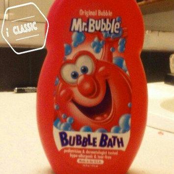 Photo of Mr. Bubble Liquid Bubble Bath, Original 16 oz uploaded by Amber G.