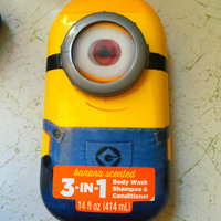 Despicable Me Minions 3 in 1 Body Wash, Banana & Strawberry, 14 fl oz uploaded by Viridiana v.