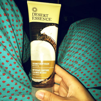 Photo of Desert Essence Coconut Body Wash uploaded by Mariah M.