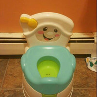 Fisher Price Fisher-Price Learn-to-Flush Potty White/Blue uploaded by Amber B.