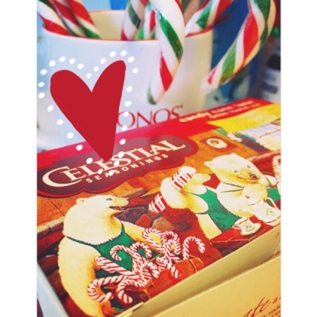 Celestial Seasonings Candy Cane Lane Decaf Green Tea uploaded by Carly-Ann R.