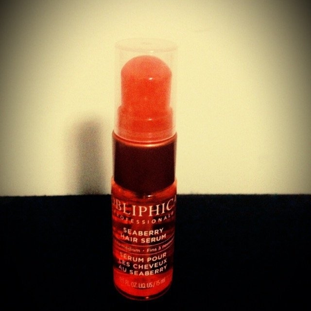 Obliphica Professional Seaberry Hair Serum uploaded by Samantha A.