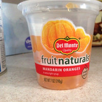 Del Monte Fruit Naturals Mandarin Oranges uploaded by Mallory R.