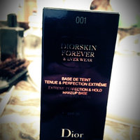 Dior 'Diorskin Forever & Ever Wear' Extreme Perfection & Hold Makeup Base SPF 20 uploaded by Sasha P.