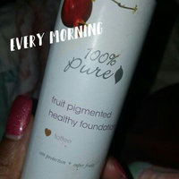100% Pure Healthy Skin Foundation with Super Fruits SPF 20 uploaded by Ariel P.