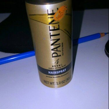 Photo of Pantene Pro-V Extra Strong Hold Hair Spray, 11 oz uploaded by Vanessa D.