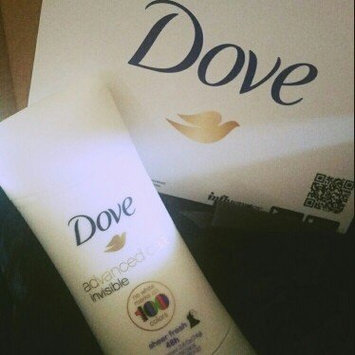 Photo of Dove Advanced Care Invisible Antiperspirant Sheer Fresh uploaded by April G.