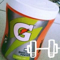 Gatorade Lemon Lime Sports Drink Mix 18.4 oz uploaded by Reyna F.