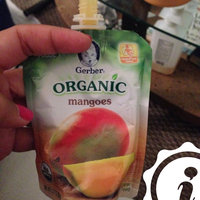 Gerber® Organic 1st Foods® Pouch Mangoes uploaded by KC F.