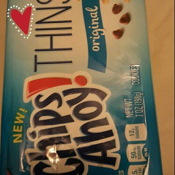 Nabisco Chips Ahoy! Thins Original Cookies 7 oz. Tray uploaded by Jasmine B.