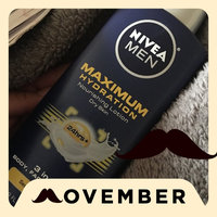 NIVEA Men Maximum Hydration Lotion uploaded by Linda D.
