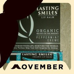 Lasting Smiles® Peppermint Creme Organic Lip Balm- 0.15 oz uploaded by Leysmarie S.
