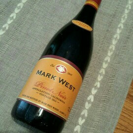 Photo of Mark West Pinot Noir 2013 uploaded by Becca A.
