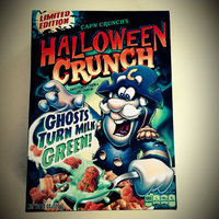 Cap'n Crunch Halloween Crunch Cereal 13 Oz Box uploaded by Jessica S.