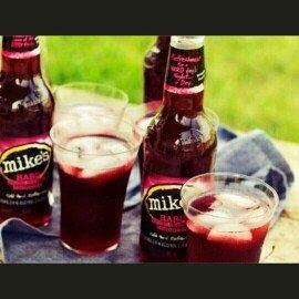 Mike's Hard Black Cherry Lemonade uploaded by Charlisa K.