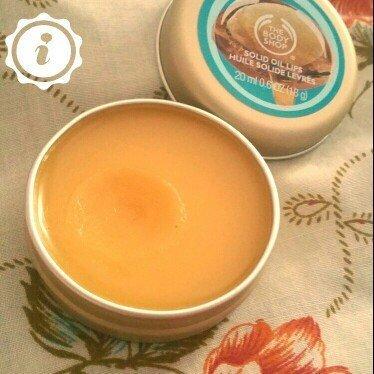 The Body Shop Wild Argan Oil Solid Oil Lips Lip Balm ,0.67 ounce uploaded by wina c.