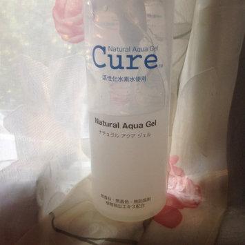 Photo of Cure Natural Aqua Gel 250ml - Best selling exfoliator in Japan! uploaded by Ellie C.