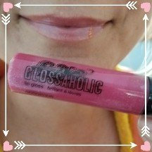 Photo of Hard Candy Glossaholic Lip Gloss #372 Gorgeous uploaded by Tina T.