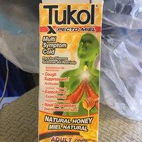 Tukol X-Pecto Miel Multi Symptom Cold Natural Honey Liquid - 4 fl oz uploaded by Yadaris M.