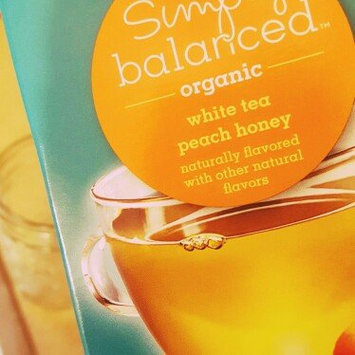 Photo of Simply Balanced Organic Peach Honey White Tea 20 ct uploaded by Amanda P.