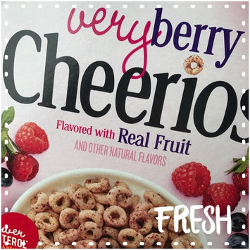 Photo of Cheerios General Mills Very Berry Cereal uploaded by Suzanne C.