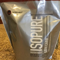 tures Best Nature's Best - Isopure Perfect Low Carb Dutch Chocolate - 1 lb. uploaded by Raynell B.
