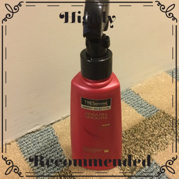 TRESemmé Keratin Smooth Heat Protection Shine Spray uploaded by Yennys P.