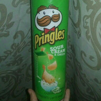 Pringles Potato Crisps Sour Cream & Onion uploaded by Megan R.