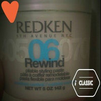 Redken Rewind 06 Pliable Styling Paste uploaded by Jennifer G.