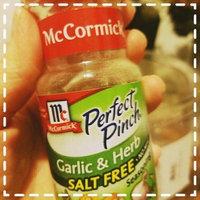 McCormick® Perfect Pinch® Salt Free Garlic & Herb Seasoning uploaded by Sara P.