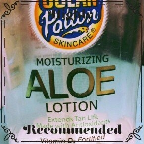 Ocean potion Moisturizing aloe lotion 8.5oz (pack of 2) uploaded by Skie R.