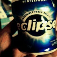 Eclipse Winterfrost Sugarfree Gum uploaded by Glenda T.