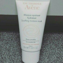 Photo of Avene Soothing Moisture Mask uploaded by Esther R.