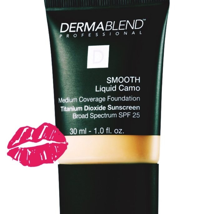 Dermablend Smooth Liquid Camo Foundation uploaded by Heather D.