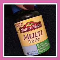 Nature Made Multi For Her Dietary Softgels Original Formula - 60 CT uploaded by Léage Marie M.