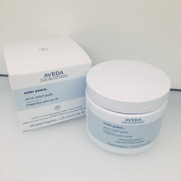 Photo of Aveda Outer Peace™ Acne Relief Pads uploaded by Geri Liz L.