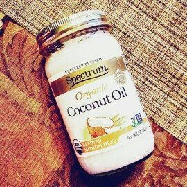 Spectrum Coconut Oil Organic uploaded by Ashley D.