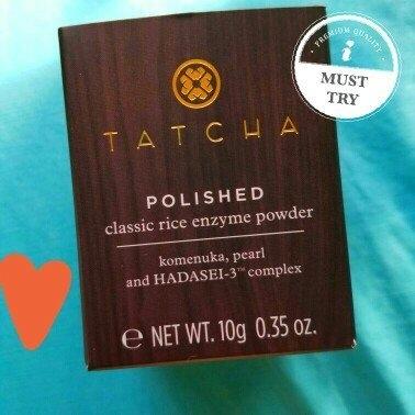 Tatcha Polished Classic Rice Enzyme Powder uploaded by Hannah N.